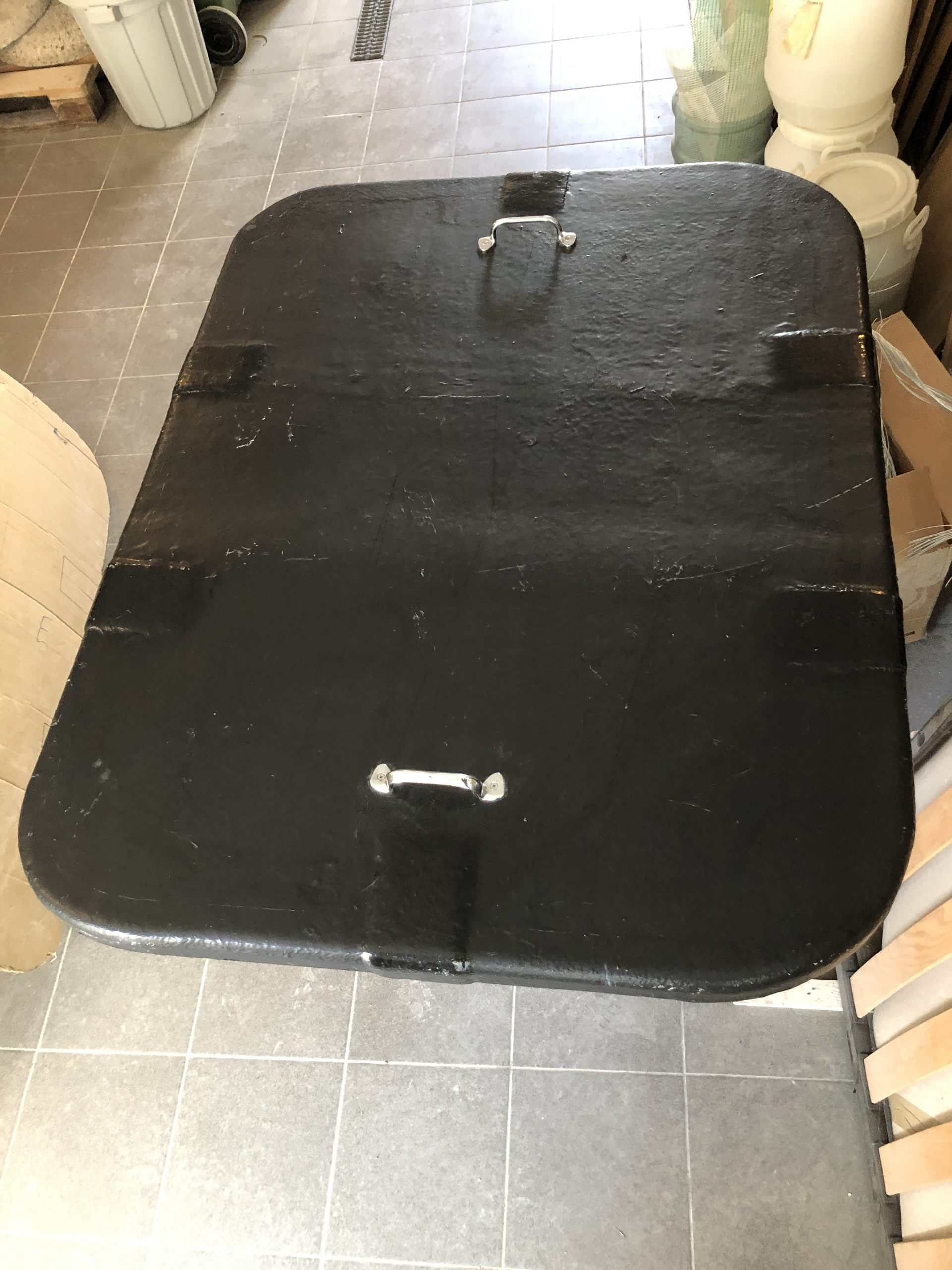 Industrial Access Lid